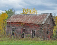 Maison abandonnée Images libres de droits