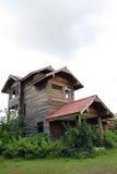 Maison abandonnée. Photos libres de droits