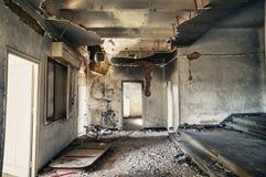 Maison abandonnée Image libre de droits