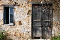 Maison abandonnée Photos libres de droits