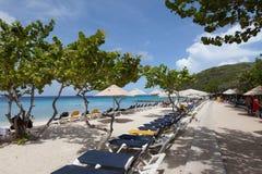 Maison Abou Beach Image stock