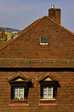 Maison allemande Photographie stock