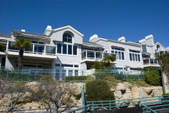 Maison américaine classique en Dana Point - Comté d'Orange, la Californie Image stock