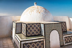Maison arabe en Tunisie Photo stock