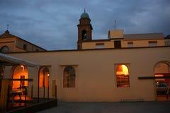 Maison Artusi, Forlimpopoli, Emilia Romagna, Italie Image stock