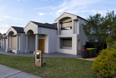 Maison australienne Images stock