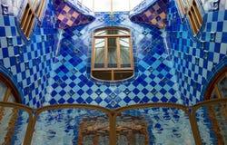 Maison Batlló Photo libre de droits