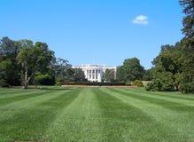 Maison blanche photo libre de droits