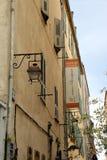 Maison Bonaparte, Аяччо, Франция стоковое фото