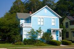 Maison côtière 6 de victorian Photo stock