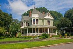 Maison côtière 3 de victorian Photo stock