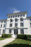 Maison Cailler chocolate factory Stock Photos