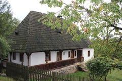 Maison carpathienne Photos libres de droits