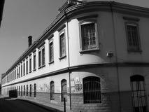 Maison coloniale Photo libre de droits