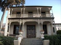 Maison coloniale de type Image libre de droits