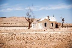 Maison délabrée Photos libres de droits