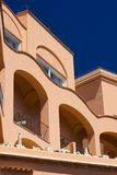 Maison d'été dans Capri Photos libres de droits
