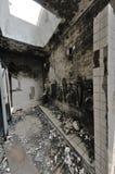 Maison d'abandon Image stock