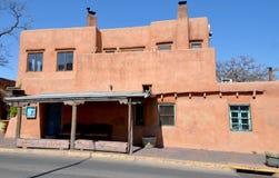 Maison d'adobe historique Photographie stock
