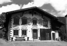 Maison d'artiste en Allemagne Photo stock