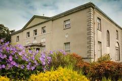 Maison d'Avondale Avondale Wicklow l'irlande Image stock