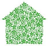 Maison d'Eco Photographie stock libre de droits