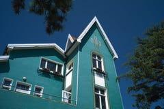 Maison d'histoire à Qingdao, Chine Photos stock