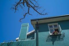 Maison d'histoire à Qingdao, Chine Images libres de droits