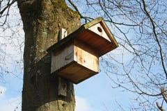 Maison d'oiseau Image stock