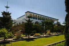 Maison dans le jardin de Bahai, Akko Images stock