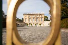 Maison dans le palais de Versailles images libres de droits