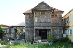 maison de 100 ans Photographie stock libre de droits