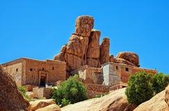 Maison de Berber photographie stock
