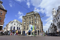 Maison de Bonnterie κατάστημα μόδας, Χάγη, Ολλανδία Στοκ εικόνες με δικαίωμα ελεύθερης χρήσης