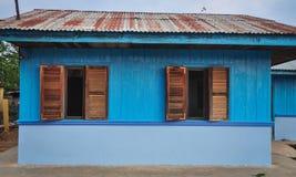Maison de campagne dans Dalat, Vietnam Photographie stock