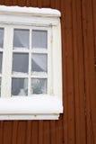 Maison de campagne suédoise Photo libre de droits