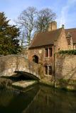 maison de canal Image libre de droits