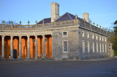 Maison de Castletown Photo stock
