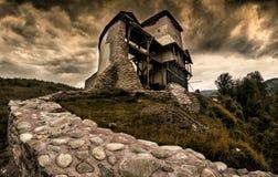 Maison de Cedieval Photos libres de droits