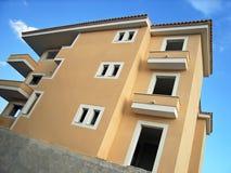 maison de construction neuve photos libres de droits