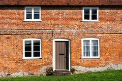 Maison de cottage Photos libres de droits