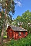 Maison de cottage d'Aleksis Kivi Finland Photo libre de droits