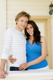 Maison de couples Image stock