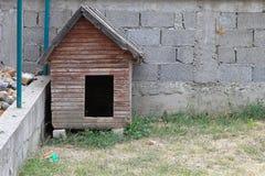 Maison de crabot photographie stock libre de droits