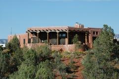 Maison de désert Images stock