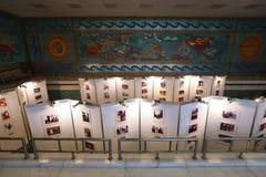 MAISON DE FAMILLE DE CEAUSESCU - MUSÉE DE PALAIS DE PRIMAVERII images libres de droits