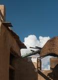 Maison de Fayoum Images libres de droits