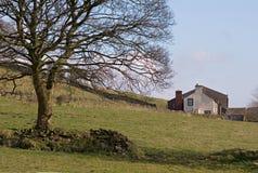 Maison de ferme Image stock