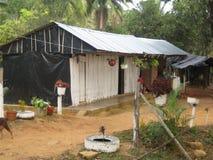 Maison de ferme photo stock