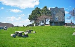 Maison de Fitz Henry Lane Photo libre de droits